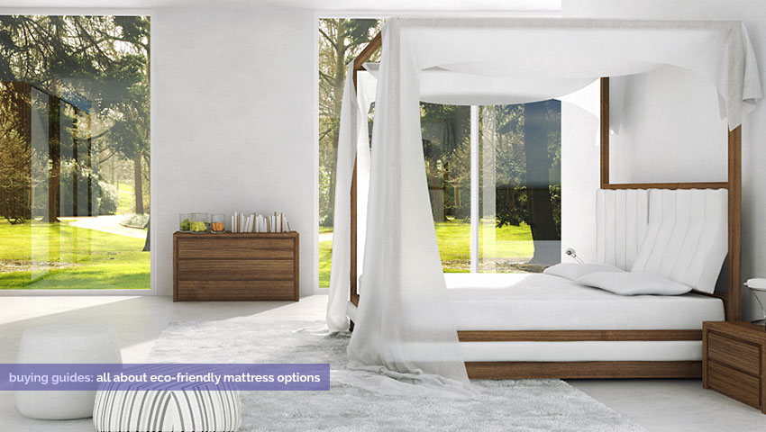 All About Eco-Friendly Mattress Options