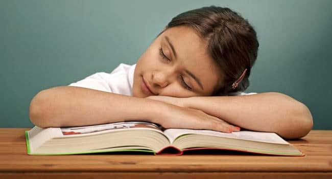 US Students Most Sleep Deprived
