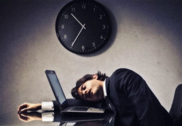 Connections Between Sleep & Work Performance
