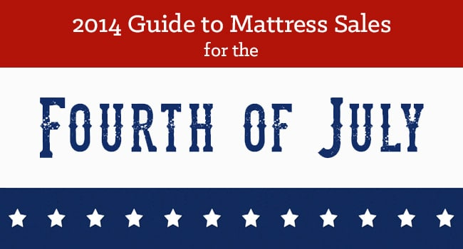 4th of July Deals on Mattresses From Sears, Macy's & More