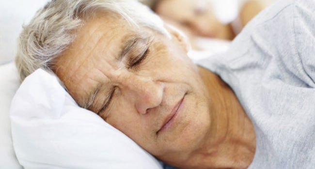 Study Shows Better Sleep Comes with Age