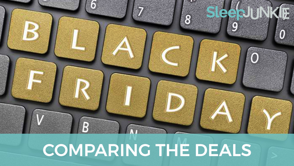 Compare Black Friday Deals on Mattresses: Macy's, Sears, Mattress Firm & More
