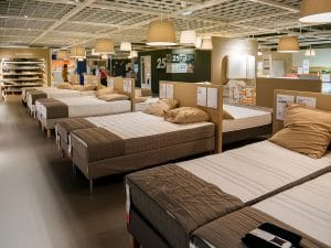 Mattress retailers usually save their biggest price cuts for Black Friday