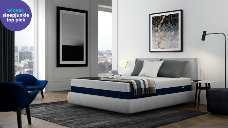 Amerisleep As3 Winner Best Mattress