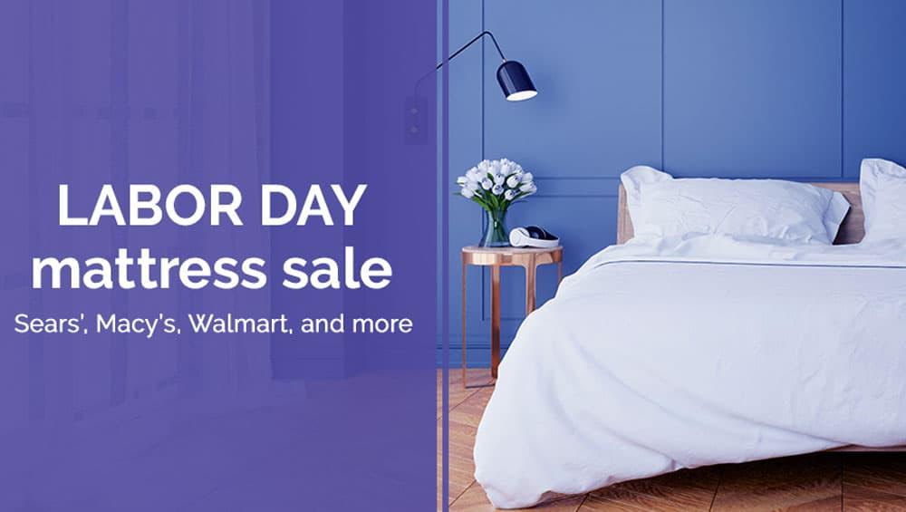 find the best labor day mattress sale in 2018. Black Bedroom Furniture Sets. Home Design Ideas