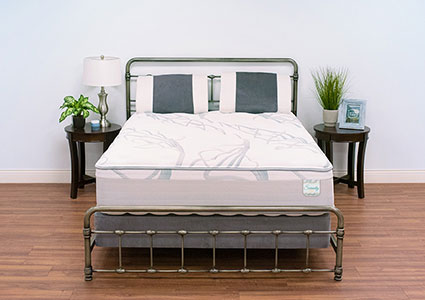 serta icomfort savant iii 3 mattress top