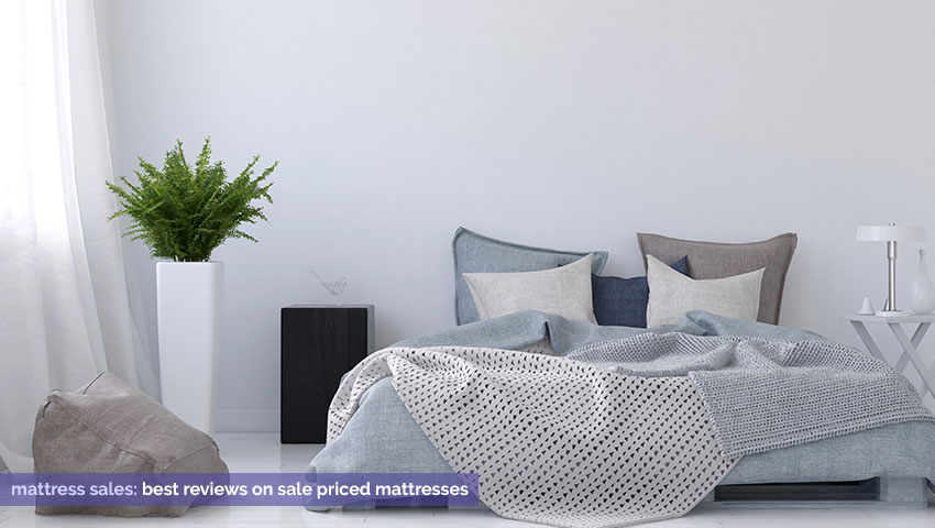 Sleep junkie the best place for mattress reviews news for Best time for mattress sales