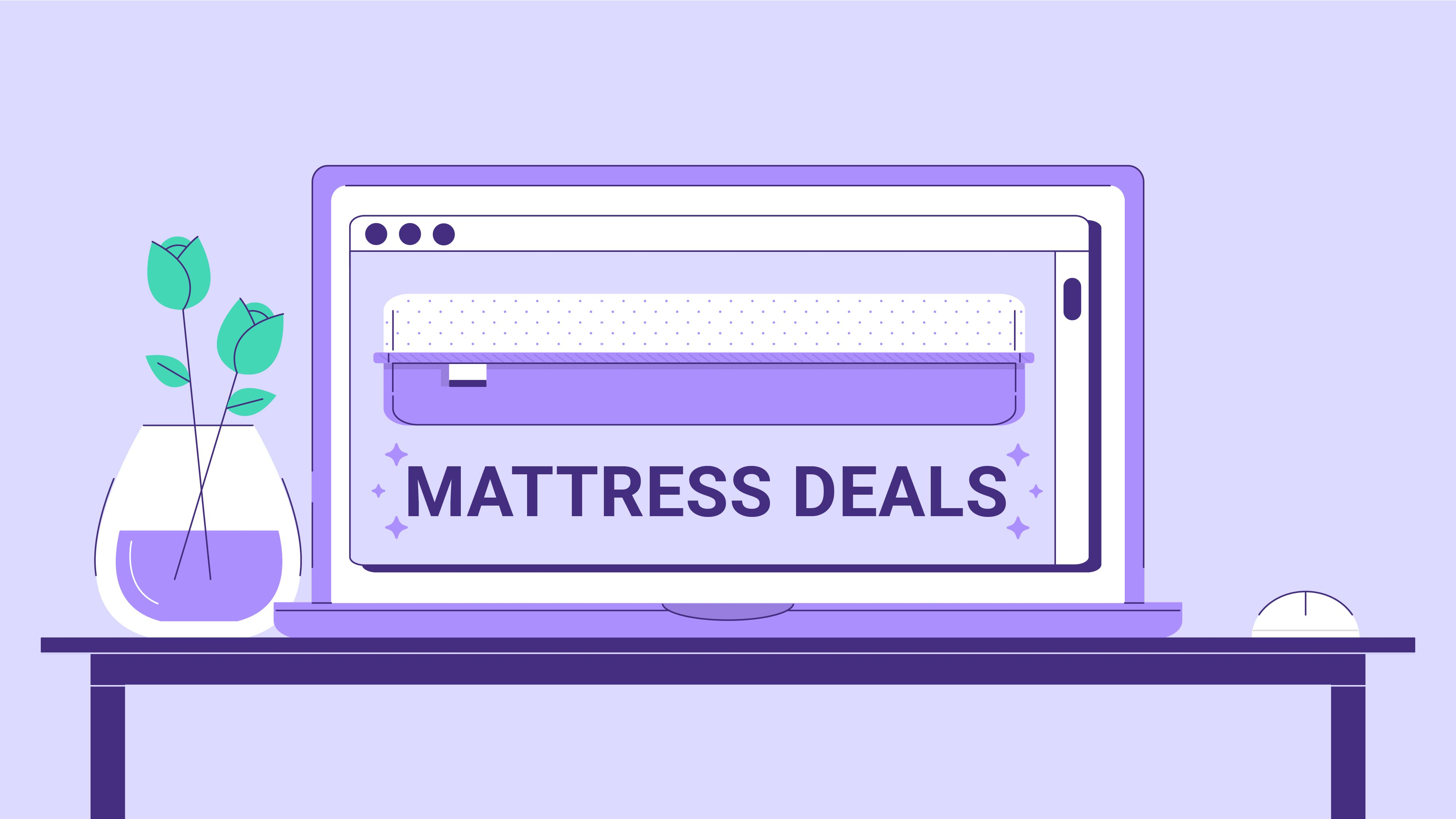 Black Friday Mattress Sales & Cyber Monday Mattress Sale 2020