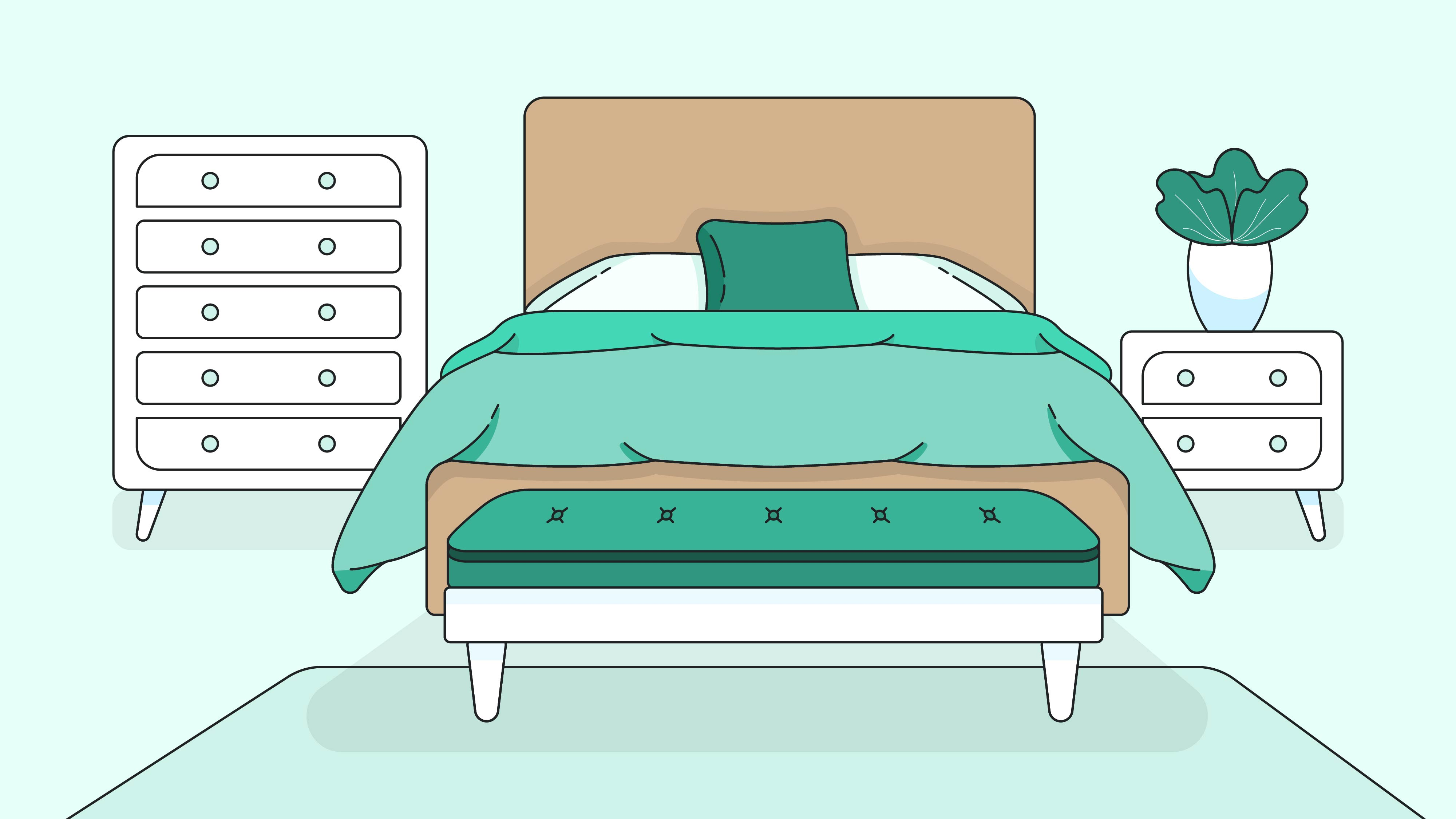 Best Latex Mattress of 2020: Reviews and Buyer's Guide