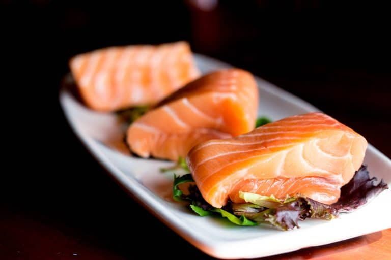 fancy salmon