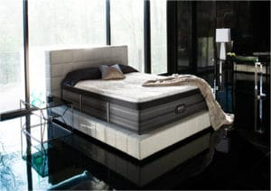 simmons beautyrest bed