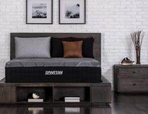 spartan hybrid mattress for athletes