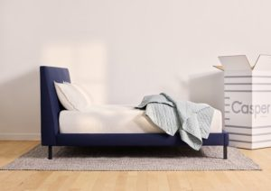 casper wave bed for side sleepers