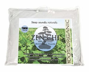 best eco friendly pillow zen chi buckwheat hulls