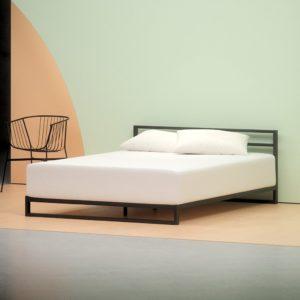 zinus green tea memory foam best inexpensive mattress