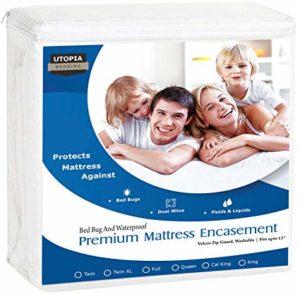 utopia bedding mattress protector