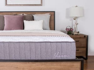bloom latex mattress