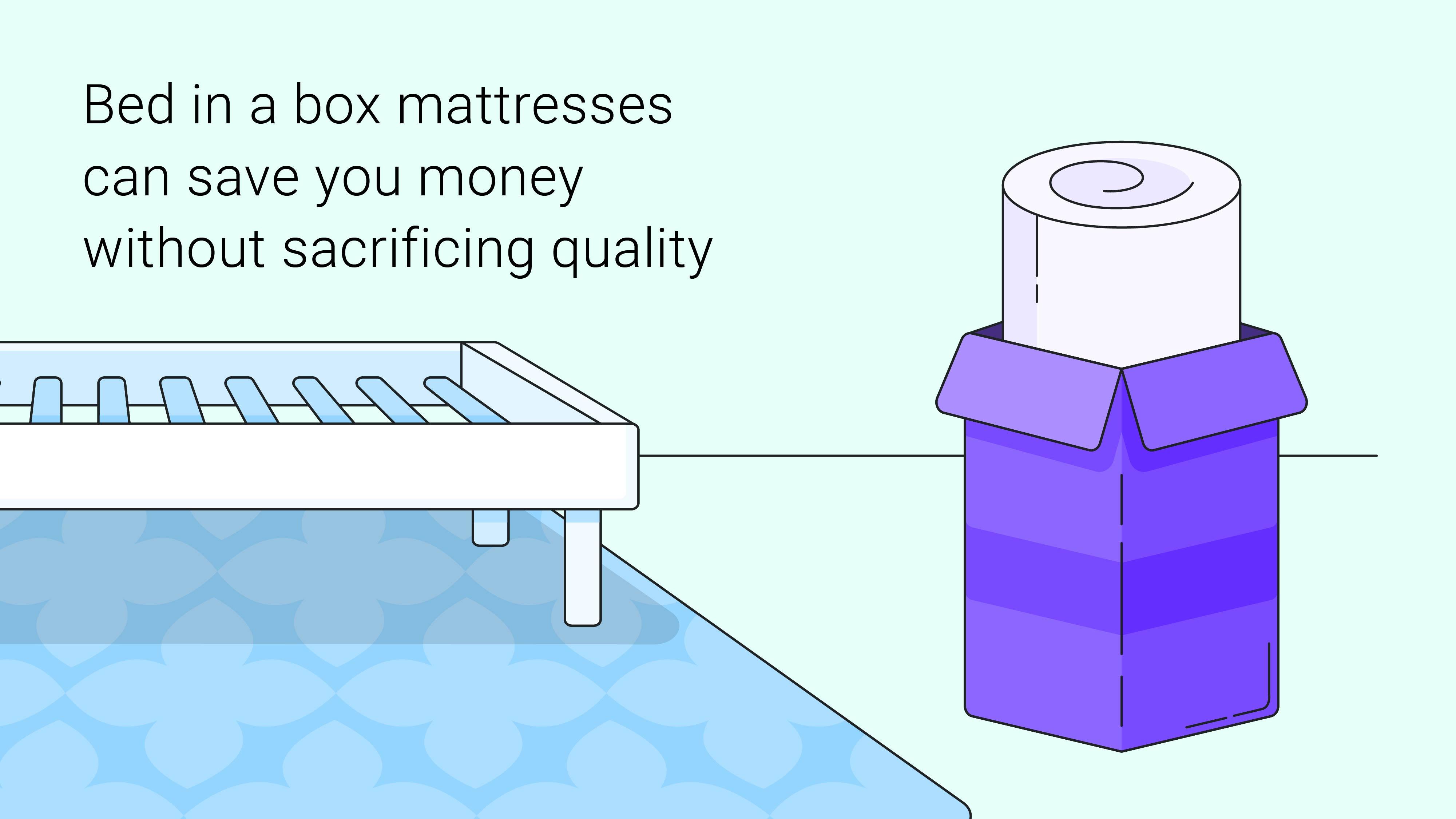 bed in a box mattress