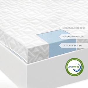 malouf mattress topper