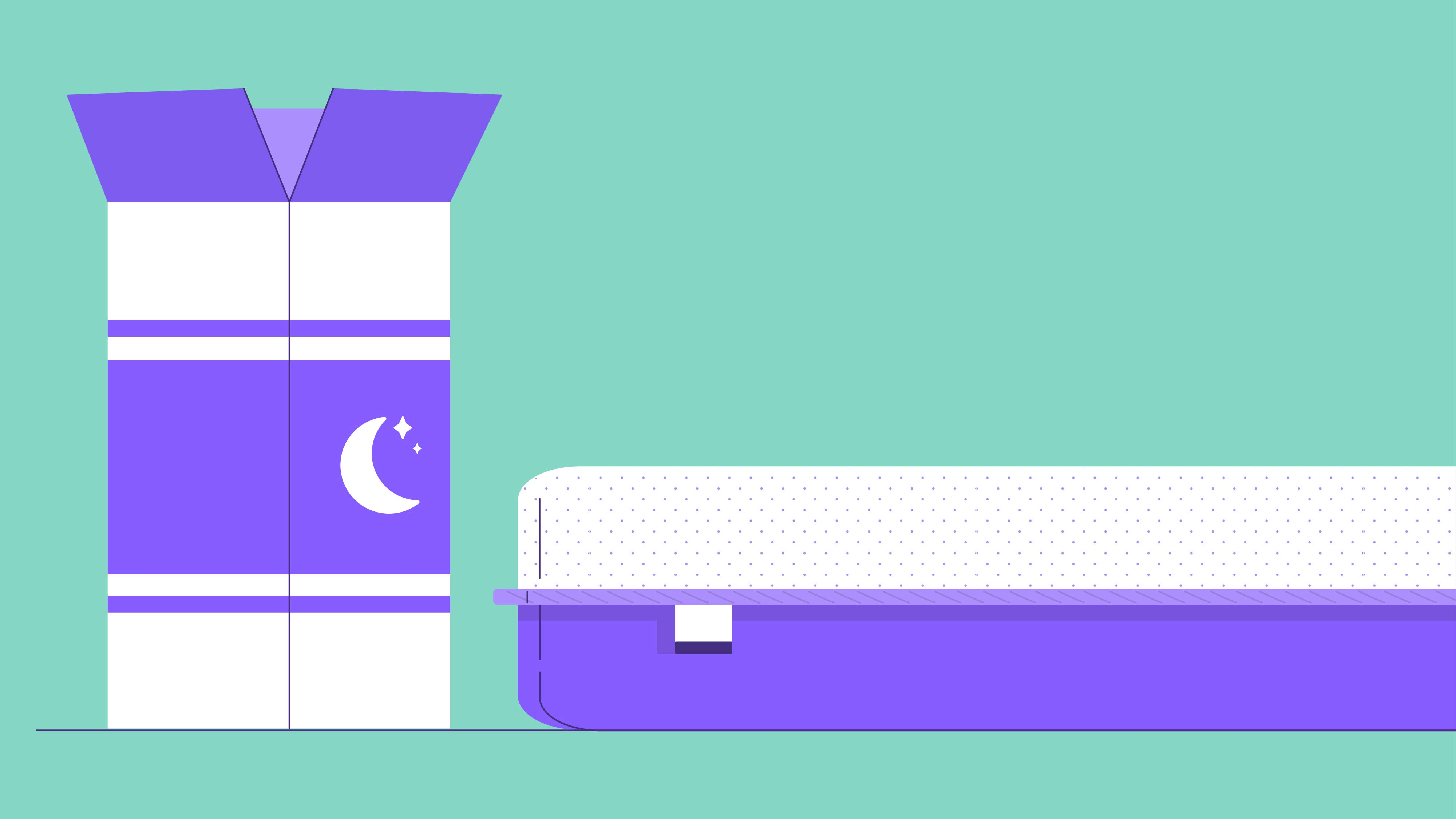How to Compress and Fold Up a Memory Foam Mattress At Home