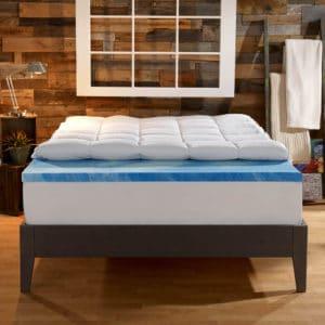 sleep innovations mattress topper