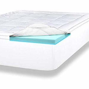 viscosoft mattress topper