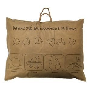 Beans72 Aromatherapy Buckwheat Pillow