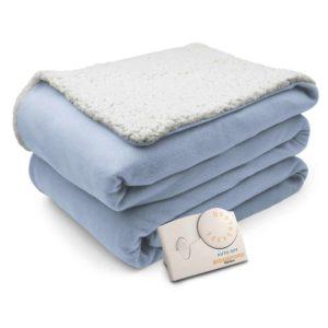 Biddeford Comfort Knit Electric Heated Blanket best electric blanket