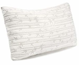 Clara Clark Rayon Shredded Memory Foam Pillow