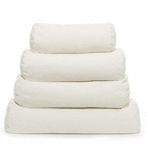 ComfyNeck Buckwheat Pillow and Pillowcase