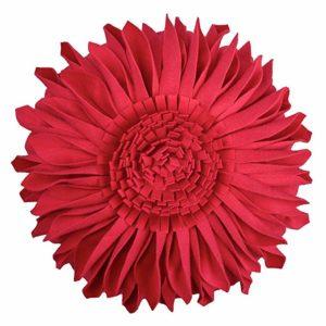 JWH sunflower accent pillow