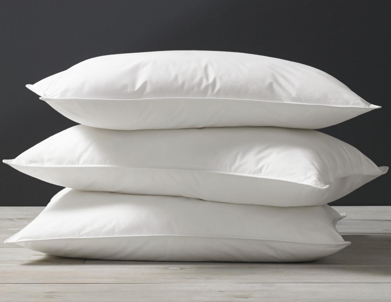 kassatex white goose down pillow
