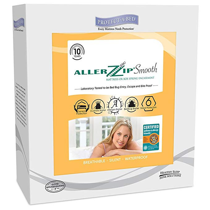 Protect-a-bed Luxury Mattress Protector