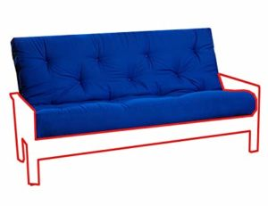 Royal Sleep Products New Replacement futon