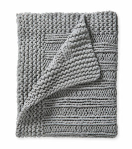 Sequoia Cotton Throw from Serena and Lily