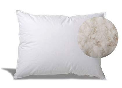 unite down white duck pillow