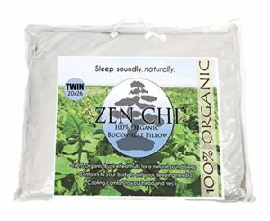 Zen-Chi Buckwheat Pillow
