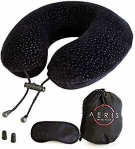 aeris travel pillow