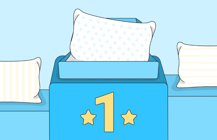 Best Pillows for Side Sleepers: Reviews and Buyer's Guide