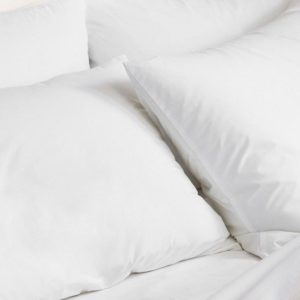 brooklinen down pillows