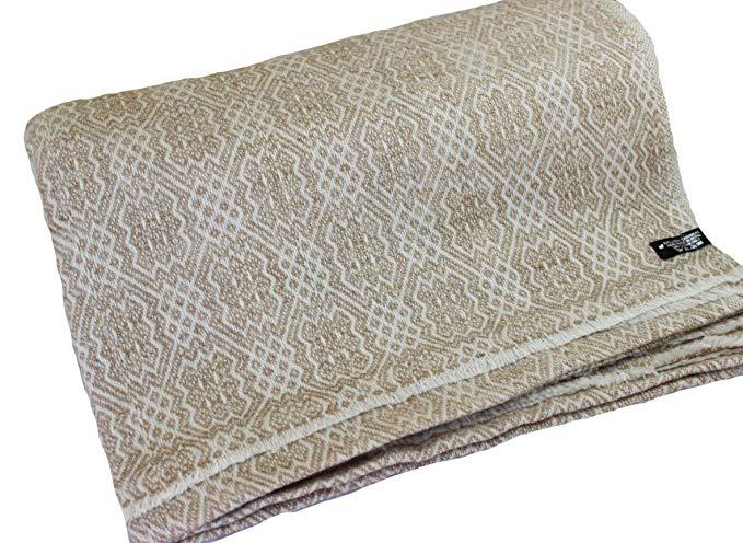 handicraft himalayan cashmere throw