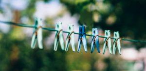 hang dry pillows