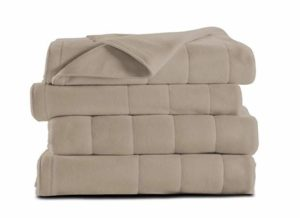 sunbeam microplush electric blanket