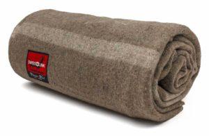 swiss link italian wool blanket