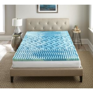 Alwyn Home Cleo Sleep Cool Gellux Mattress Pad