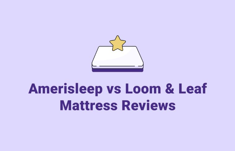 Amerisleep vs. Loom & Leaf Mattress Reviews