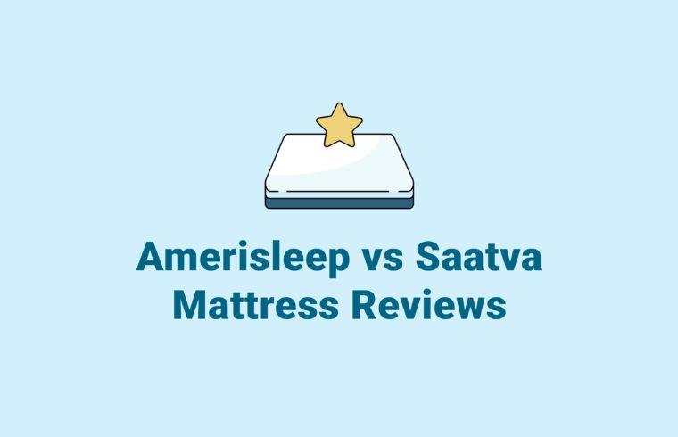 Amerisleep vs. Saatva Mattress Reviews