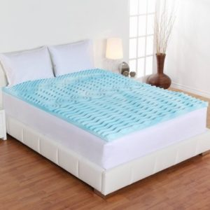 Authentic Comfort Orthopedic Foam Mattress Topper