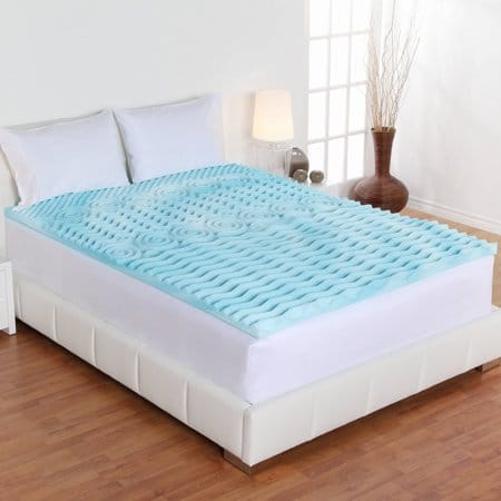 authentic comfort mattress topper