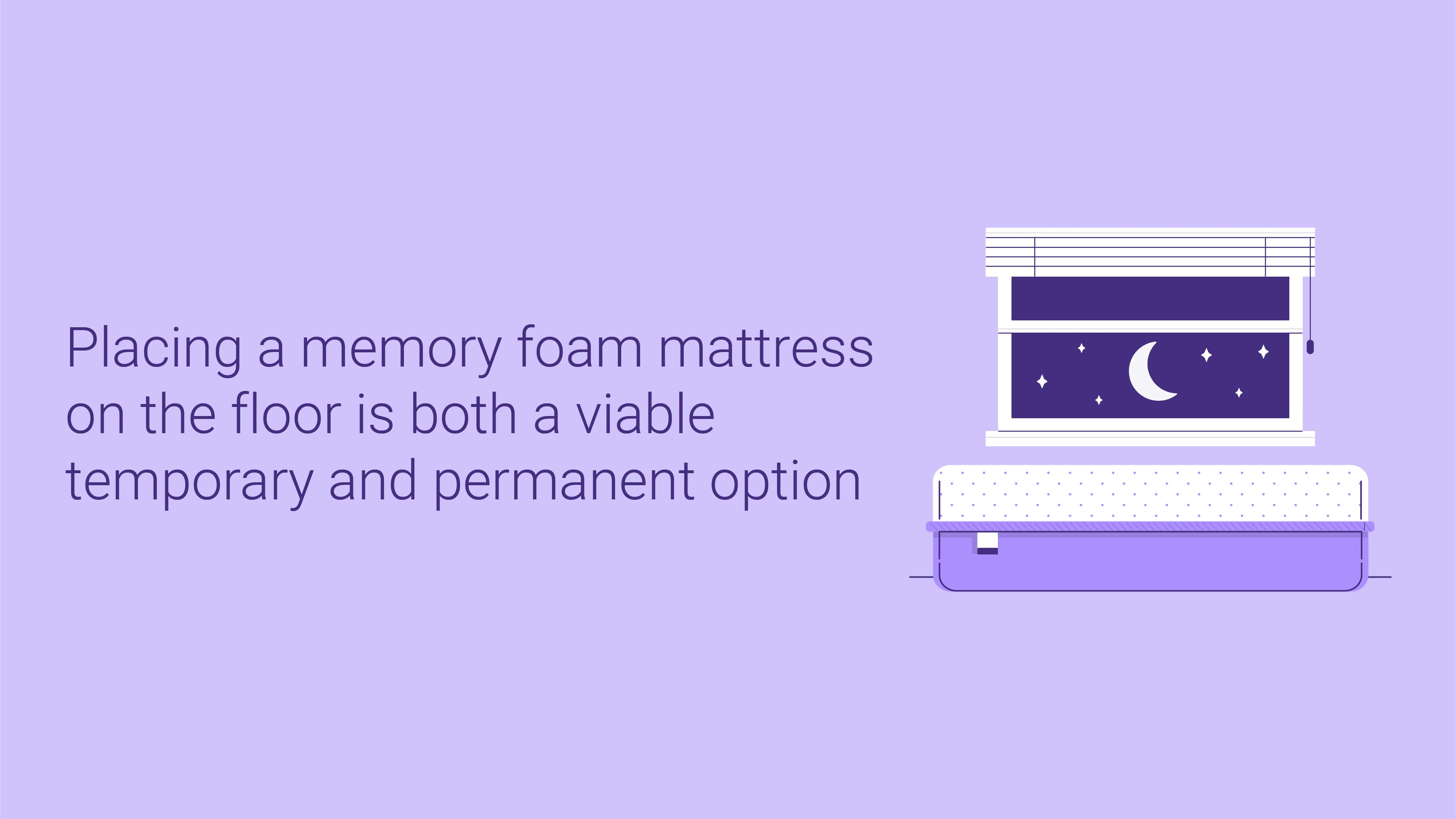 Best Foundation for Memory Foam Mattress